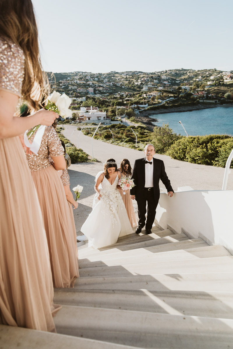 Edgard & Reina // Wedding Day at Sounio_49