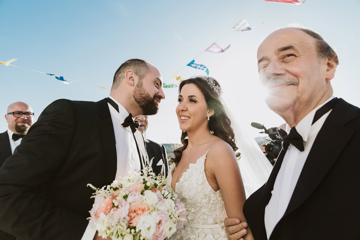 Edgard & Reina // Wedding Day at Sounio_50