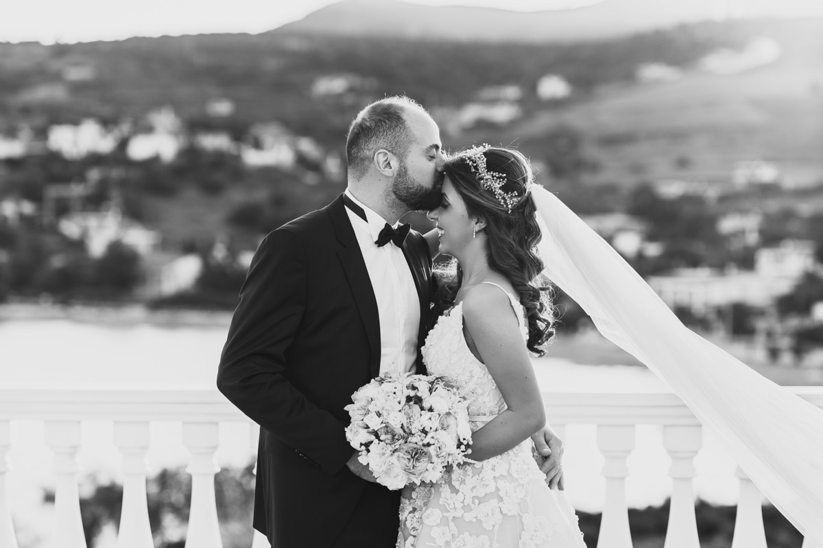 Edgard & Reina // Wedding Day at Sounio_75