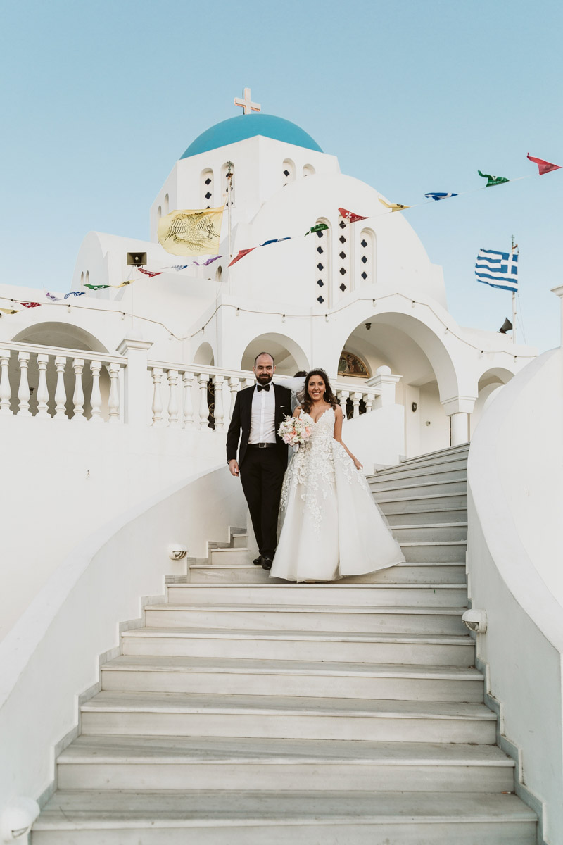 Edgard & Reina // Wedding Day at Sounio_80
