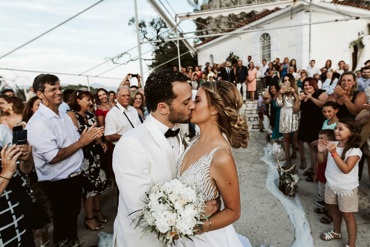 Spiros & Maria // Wedding Day @Lefkada_76